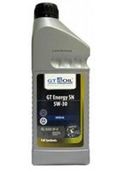 """Масло моторное синтетическое """"GT Energy SN 5W-30"""", 1л"""