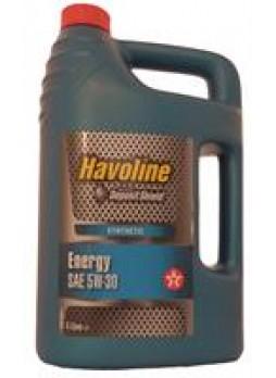 "Масло моторное синтетическое ""Havoline Energy 5W-30"", 5л"