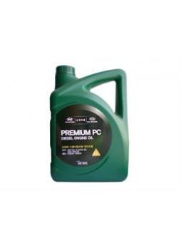 """Масло моторное минеральное """"Premium PC Diesel 10W-30"""", 6л"""