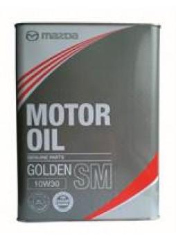 """Масло моторное минеральное """"Golden SM 10W-30"""", 4л"""