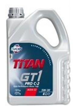 """Масло моторное синтетическое """"TITAN GT1 PRO C-2 5W-30"""", 4л"""