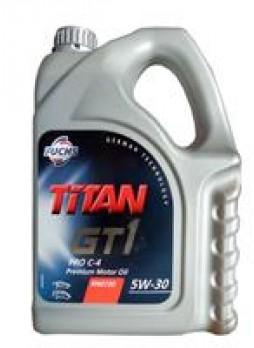 """Масло моторное синтетическое """"TITAN GT1 PRO C-4 5W-30"""", 4л"""