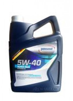 """Масло моторное синтетическое """"Super Pace 5W-40"""", 4л"""