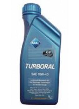 """Масло моторное минеральное """"Turboral 10W-40"""", 1л"""