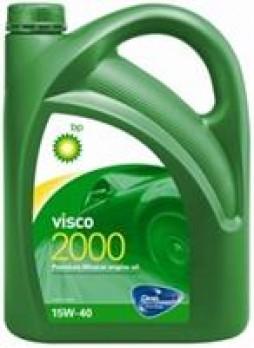 """Масло моторное минеральное """"Visco 2000 A3/B3 15W-40"""", 5л"""