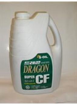 "Масло моторное полусинтетическое ""Dragon Super Diesel CF 10W-30"", 6л"