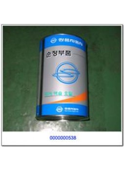 """Масло трансмиссионное минеральное """"Rear Axle Oil"""", 1л"""