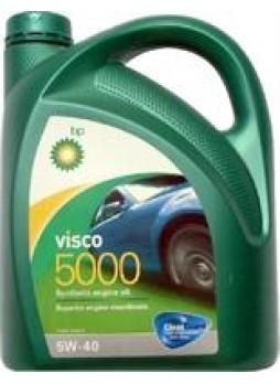 "Масло моторное синтетическое ""Visco 5000 5W-40"", 4л"