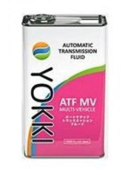 """Масло трансмиссионное синтетическое """"ATF MV"""", 1л"""
