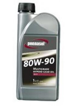 """Масло трансмиссионное минеральное """"Multigrade Hypoid Gear Oil GL 5 80W-90"""", 1л"""