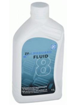"""Трансмиссионное масло """"ZF LifeguardFluid 8"""""""