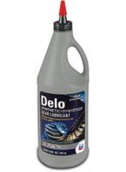 """Масло трансмиссионное синтетическое """"DELO SYNTHETIC GEAR LUBRICANT 75W-90"""", 0.946л"""