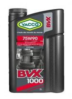 """Масло трансмиссионное синтетическое """"BVX 1000 75W-90"""", 2л"""