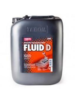 """Масло трансмиссионное минеральное """"Fluid D"""", 20л"""