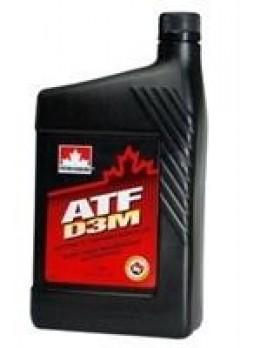 """Масло трансмиссионное полусинтетическое """"ATF D3M"""", 1л"""