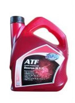 """Масло трансмиссионное синтетическое """"ATF Dexron III F/G"""", 4л"""