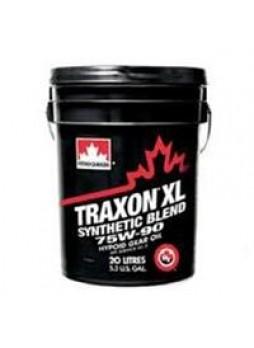 """Масло трансмиссионное полусинтетическое """"Traxon XL Synthetic Blend 75W-90"""", 20л"""