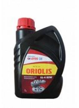 """Масло трансмиссионное минеральное """"ORIOLIS GL-4 80W"""", 1л"""