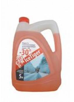 """Жидкость для омывателя стекла """"-30 (Премиум)"""", 5л"""