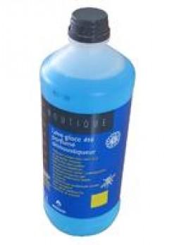 Жидкость летняя для омывателя стекла -4с, 1л