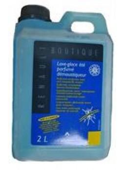 Жидкость летняя для омывателя стекла -4с, 2л