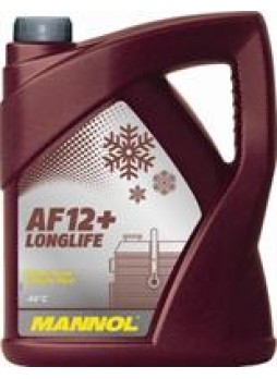 "Антифриз ""Longlife Antifreeze AF12+ -40°C"", 5 л."