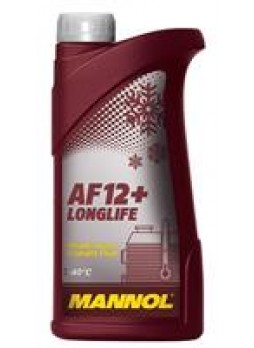 "Антифриз ""Longlife Antifreeze AF12+ -40°C"", 1л"