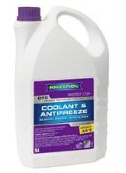 """Антифриз """"OTC Organic Technology Coolant Premix"""", 5л"""