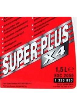 """Антифриз-концентрат """"Super Plus X4"""",1.5л"""