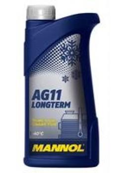 "Антифриз ""Longterm Antifreeze AG11 -40°C"", 1л"