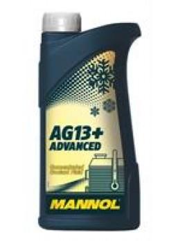 """Антифриз-концентрат """"Advanced Antifreeze AG13+"""", 1л"""