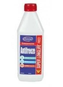 """Антифриз-концентрат красного цвета """"Super Longlife Red - Concentrated Antifreeze"""", 1л"""
