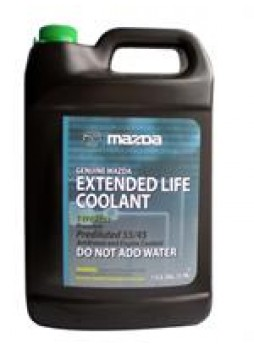 "Антифриз зеленый готовый ""Extended Life Coolant FL22"" ,4л"