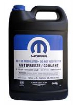 "Антифриз ""50/50 Prediluted antifreeze/coolant 5-Year"",4л"