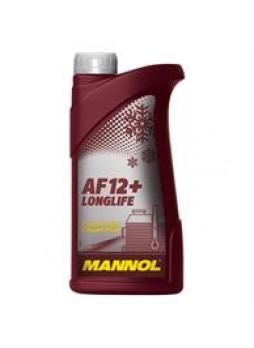 """Антифриз-концентрат """"Longlife Antifreeze AF12+"""", 1 л."""