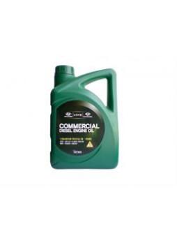 "Масло моторное полусинтетическое ""Commercial Diesel 10W-40"", 4л"