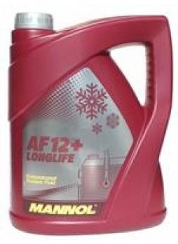"""Антифриз-концентрат """"Longlife Antifreeze AF12+"""", 5 л."""