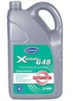 "Антифриз-концентрат зеленого цвета ""Xstream G48 Antifreeze & Coolant Concentrate"", 5л"