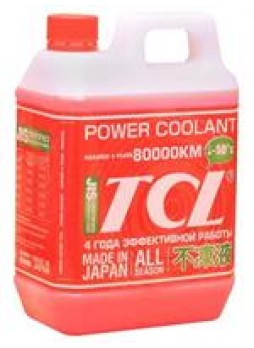 Антифриз tcl power coolant -50c
