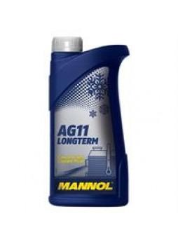 """Антифриз-концентрат """"Longterm Antifreeze AG11"""", 1л"""