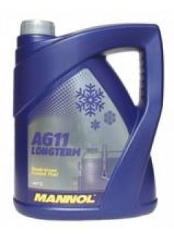 """Антифриз-концентрат """"Longterm Antifreeze AG11"""", 5л"""