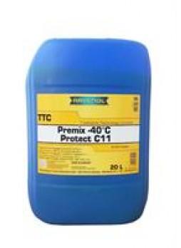 """Антифриз """"TTC Traditional Technology Coolant Premix"""", 20л"""
