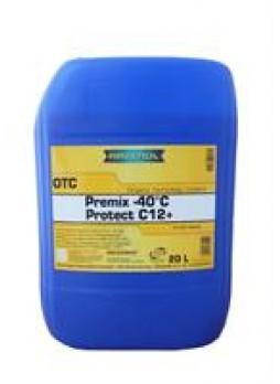 """Антифриз """"OTC Organic Technology Coolant Premix"""", 20л"""