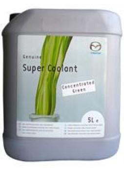 "Антифриз зеленый концентрат ""Super Coolant Concentrated"" ,5л"