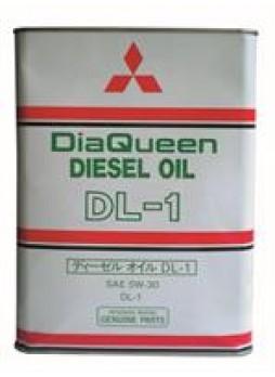 """Масло моторное """"DiaQueen Diesel DL-1 5W-30"""", 4л"""