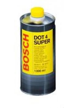 """Жидкость тормозная dot 4, """"Brake Fluid SUPER"""", 1л"""