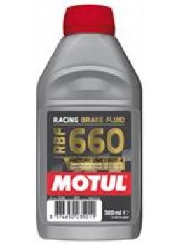 """Жидкость тормозная DOT 3; DOT 4; DOT 5.1, """"RBF 660 Factory Line"""", 0.5л"""