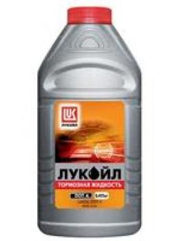 """Жидкость тормозная dot 4, """"BRAKE FLUID"""", 0.455л"""