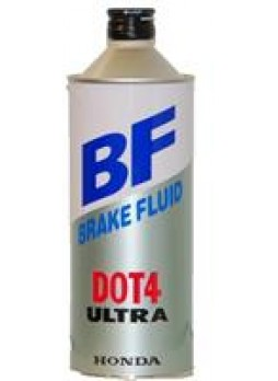 """Жидкость тормозная dot 4, """"BRAKE FLUID"""", 0.5л"""
