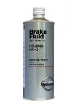 """Жидкость тормозная dot 3, """"BRAKE FLUID"""", 0.5л"""